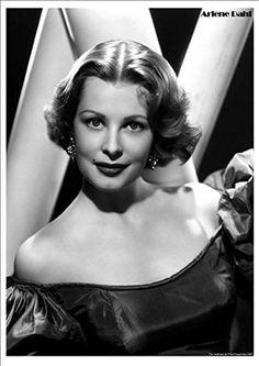Arlene Dahl (2) - Hollywood Screen Legend - Wonderful A4 Glossy Print by Vintage Portraits http://www.amazon.co.uk/dp/B016A1AIGI/ref=cm_sw_r_pi_dp_PFqfwb0KZ2Y8K