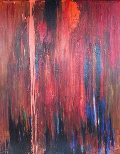 "Saatchi Art Artist Temoc Palomino; Painting, ""Invasion of the lava"" #art"