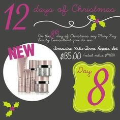 NEW Timewise Volu-Firm Repair set for only $135.00 only today, 12/19/13. That's…