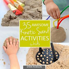 Fun Summer Activities, Sensory Activities, Sensory Play, Sensory Table, Indoor Activities, Fun Learning, Learning Activities, Nature Activities, Toddler Learning