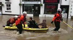 UK flooding: Water rises in Manchester city centre - BBC News Manchester City Centre, Bbc News, December, England, Fire, Water, Gripe Water, English, British