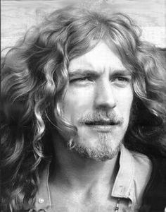 Robert Plant.  Looking so sexy here.