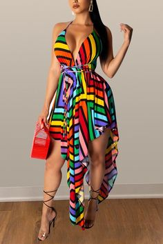 hot printed party gowns Dress First, The Dress, Looks Street Style, Perfect Prom Dress, Cheap Dresses, Sexy Summer Dresses, African Fashion, Fashion Dresses, Maxi Dresses