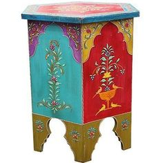 Select boho flavour with the Patchwork Chai Table. Great for your hippie bedroom or living area! Check out India-inspired furnishings from ISHKA today. Boho Inspiration, Chai, Living Area, Bohemian Style, Lounge, Furniture, India, Side Tables, Vegan Recipes