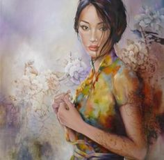 ImpressioniArtistiche: Wendy Ng