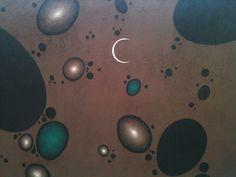 Mural, Street Art,Jordi Bofill, Cosmos Art, Cosmos, visionary art