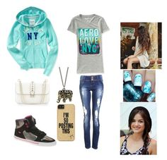 Hanging out with Lucy by harrystylesandliampayne on Polyvore featuring polyvore, beauty, Disney, Juicy Couture, Accessorize, Valentino, Aéropostale and Supra