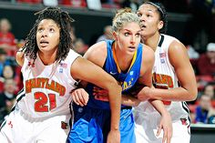 Because, yes, it usually takes two to cover Elena Delle Donne.