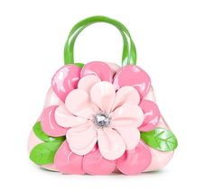 Bagoddess Ladies Pink Cute Flower Shape Leather Bright Surface Tote Handbag ** Check out this great product. (This is an affiliate link) handbags, purses and bags Fall Handbags, Fashion Handbags, Tote Handbags, Fashion Bags, Leather Handbags, Fall Fashion, Crossbody Bags, Bags Online Shopping, Online Bags