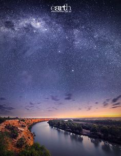 Astro Flow by Ben Goode, Murray River, South Australia
