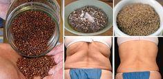 100 gramas de sementes de linhaça 10 gramas de cravos secos Triture tudo no liquidificador até obter um pó. Tome 2 colheres (sopa) deste pó todas as manhãs durante três dias. Você pode misturar o pó na água, no suco ou em vitaminas. Depois dos três dias, de uma pausa de três dias e começa tudo de novo. Vá repetindo o processo durante 30 dias