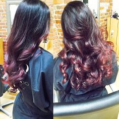 55 Cool Ways to Rock Burgundy Hair Color - Time for Wine!