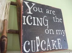 valentine cupcake and put this on a tag with it....