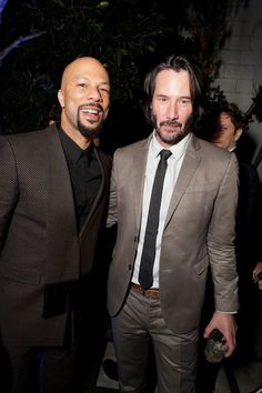 The stars of John Wick 2 at the film's LA premiere. Don't miss in theaters February Keanu Reeves House, Keanu Reeves John Wick, Keanu Charles Reeves, Mtv Movie Awards, Film Awards, Keanu Reeves Quotes, Keanu Reaves, Thing 1, Good Looking Men