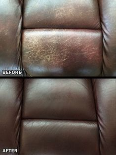How To Clean And Restore Leather Furniture Leather