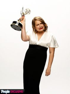 Emmys 2013 Photos: Merritt Wever,from Nurse Jackie, so glad she won, love her