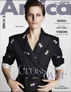 Ellinore Erichsen - Amica August 2013 Cover