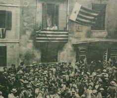 El Fosar de les Moreres, 11 de setembre de 1915.