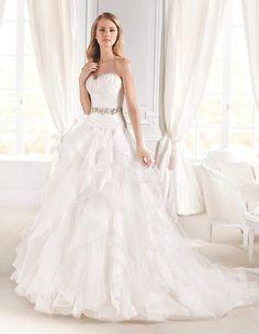 Indalina Wedding Dress Puffy Dresses Tulle Crystal 2017