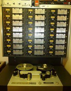 Studer A80 Tape Machine!