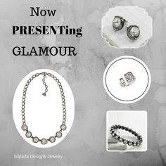 Who's ready to look glamorous?  Perfect holiday jewels!!  www.mysilpada.com/Lori.dernehl