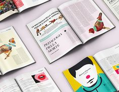 "Check out new work on my @Behance portfolio: ""8½ Magazine"" http://on.be.net/OrHTB3"