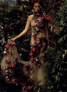 dark spirit of the night garden