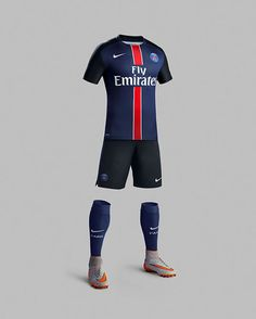 Já não é mais segredo a camisa titular do PSG para a disputa da temporada 2015-2016.