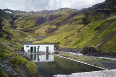 Seljavallalaug -- 10 hot pools in Iceland