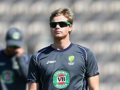 Cricket: Steve Smith 'disappointed' by Eoin Morgan Eoin Morgan, Mirrored Sunglasses, Mens Sunglasses, Steve Smith, Disappointed, Cricket, My Idol, Mens Tops, T Shirt