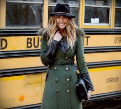 Trend e jeito de usar: roupa com botões - Moda it