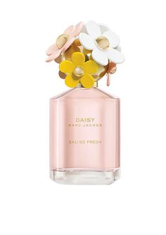 Marc Jacobs Daisy Eau So Fresh is a reinterpretation of Daisy: more fruity, more bubbly, more fun! It transports you to a place that is exhilarating, happy and sunny.