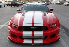 APR Performance Mustang Widebody Aerodynamic Kit (13-14 GT) - Steeda Autosports