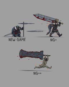 Progression in Dark Souls 3 Be Like