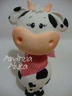 Bichos country  25 cm | Andreia  Akita | 20FC97 - Elo7