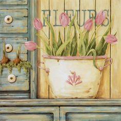 Fleurs (Jo Moulton)