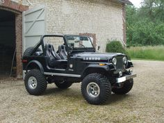 Jeep CJ7, PLEASE