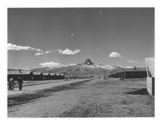 The Imprisonment of Japanese Americans in U. Concentration Camps by Sam Mihara, former prisoner at Pomona and Heart Mountain Camps Great Depression, Japanese American, Prisoner, Camps, American History, Wwii, Mountain, Heart, Photos