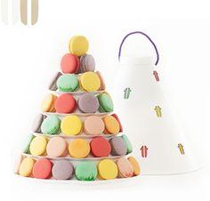 Packaging de macarons