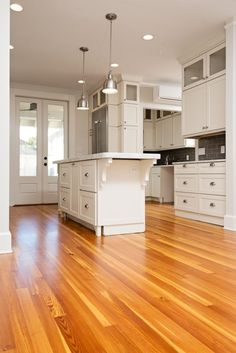 Elegant Radiant Heat Under Kitchen Cabinets