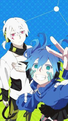 Ene & Konoha | Mekaku City Actors