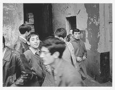 Sanz Lobato, Rafael - Barrio viejo, Génova | Museo Nacional Centro de Arte Reina Sofía Garcia Alix, Alberto Garcia, Photo Report, First Photo, Che Guevara, Spanish, How To Become, Couple Photos, Photography