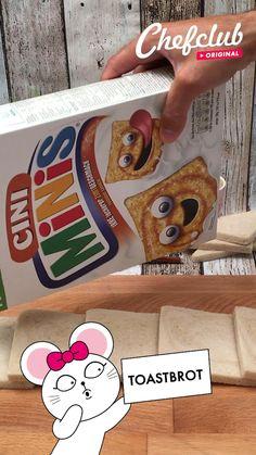 Cini Minis, Coffee Dessert, Yummy Food, Tasty, Happy Foods, Cinnamon Rolls, Fun Desserts, Food Videos, Food To Make