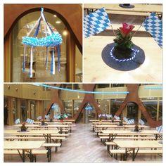 Looks like a certain Bavarian festival has found its way to #39JFK! #Oktoberfest