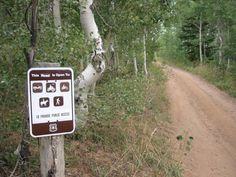 Tread Lightly – Sharing Our Trails: A Guide To Trail Etiquette