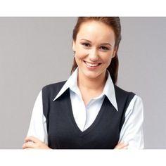 Viscose Fabric, Vests, Contemporary, Wool, Fashion, Moda, Fashion Styles, Fashion Illustrations