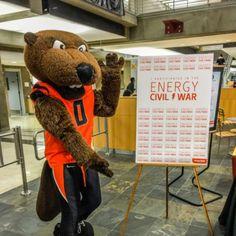 Energy Civil War! @oregonstateuniv