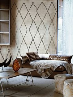 Afrocentric Style Decor - Design centered on African Influenced Elements