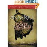 I loved many of the Vampire series books by Anne Rice.  She is one of those writers that makes it easy to forget that you're reading a book. Instead one feels you are within the pages of an alternate world
