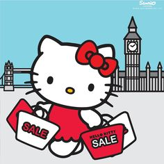Hello Kitty Hello Kitty Art, Hello Kitty Pictures, Hello Kitty Items, Sanrio Hello Kitty, Sentimental Circus, Anime Rules, Baby Friends, Hello Kitty Collection, Hello Kitty Wallpaper